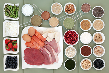 Foods that are high in amino acids