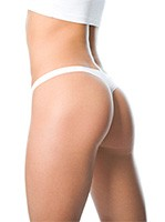 woman with firm bottom to show Buttocks Lifting Gel to reduce cellulite