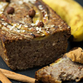 Chia Seed and Banana Breakfast Loaf