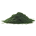 image of chlorella which is high in vegan protein, and is full of vitamins, minerals and phytonutrients