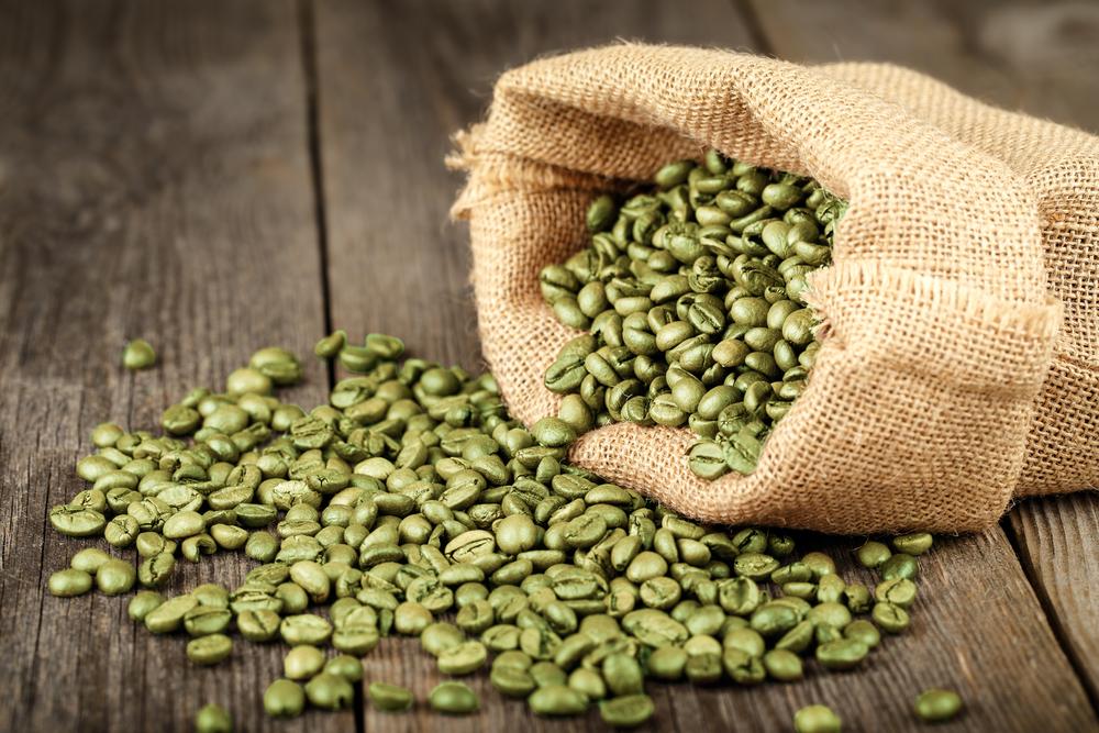 green-coffee-beans-bag-made-burlap