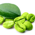 image of green coffee beans to represent the benefits of green coffee