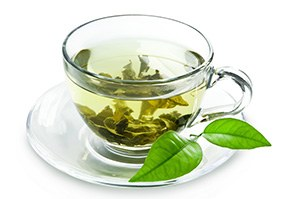 Green tea is packed with the highest concentration of antioxidants than any other tea