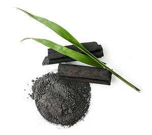 Ground Charcoal