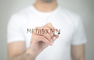 Man Writing Metabolism