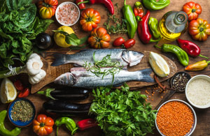 How does the Mediterranean Diet help in Arthritis?