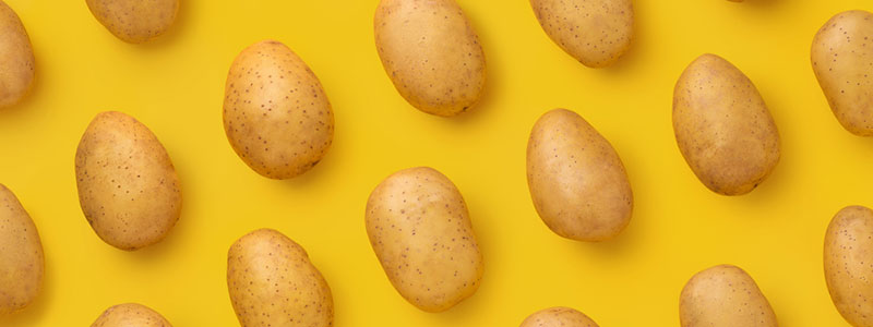 number of potatoes to represent reduce your carb intake paragraph