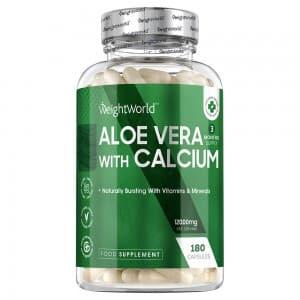 Aloe Vera with Calcium