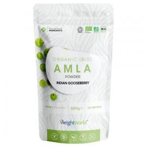 Bio Amla Powder - Organically Sourced Powder Supplement For Immunity, Skin, Hair And The Heart - 500g