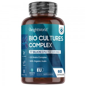 WeightWorld Bio Culture Complex 60 Capsules