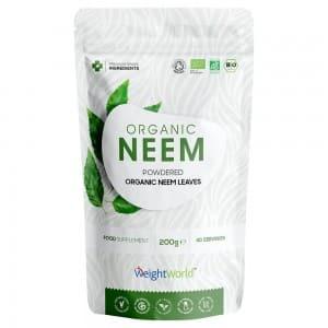 Bio Neem Powder - Organic Detoxifying Plant-Based Immunity Support Powder - 200G