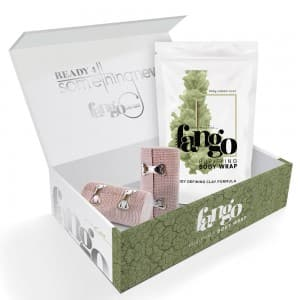 weightworlds Fango Body Clay Wrap pack to reduce cellulite