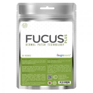Fucus Weight Loss Patches