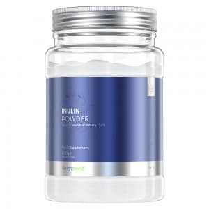 Inulin - Exotically Sourced High Fibre Dietary Supplement - WeightWorld - 500g