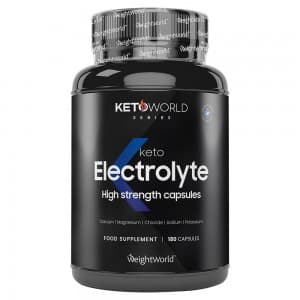 Keto Electrolyte Capsules - Weightworld
