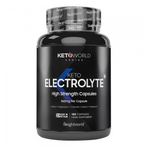 Keto Electrolyte Capsules