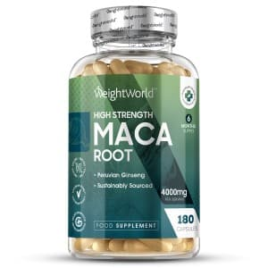 Maca Root | Natural Energising Food Supplement