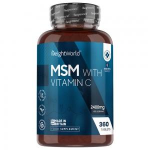 MSM with Vitamin C