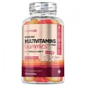 Multivitamin Gummies for Kids | Natural Wellbeing Supplement for Children