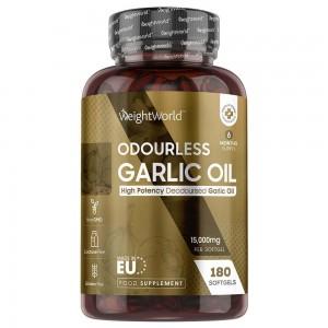 Odourless Garlic  Oil Softgels