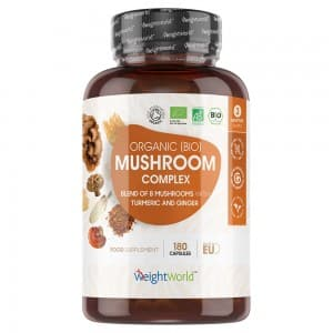 Organic Mushroom Complex