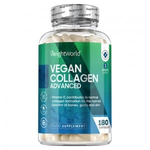 Vegan Collagen Advanced - 180 Capsules