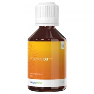 WeightWorld Vitamin D3 Drops