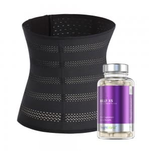 Belly XS and Waist Trainer Combo Pack