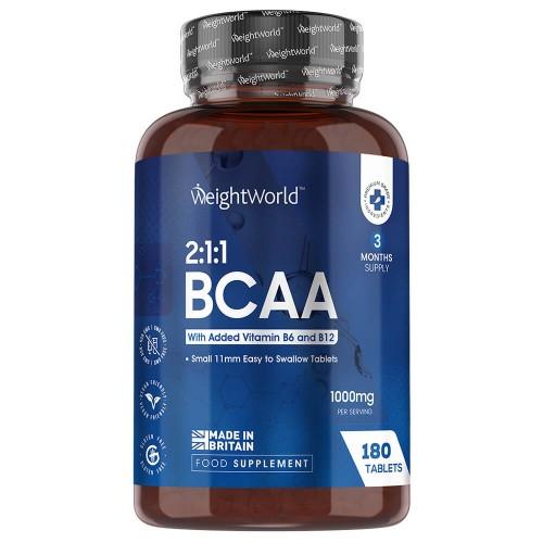 BCAA With B6...