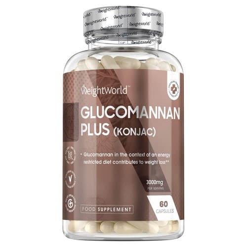 Glucomannan With B6