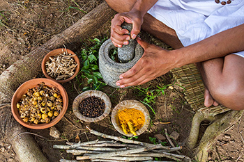 Why is food so important in Ayurveda?