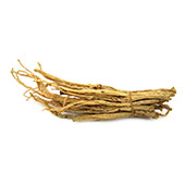 Siberian Ginseng is used as a stimulant, tonic and adaptogen, meaning it supports the body's ability to adapt
