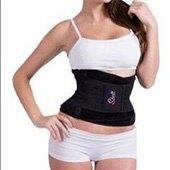front view of weightworld Sweat Belt slim belt unisex Fitness Belt