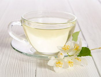 White tea has a high concentration of flavonoids, which can help to improve vascular health