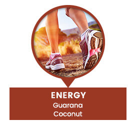 energy guarana coconut
