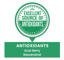 antioxidants acai berry resveratrol